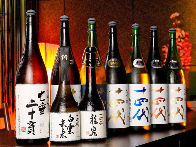 拥有日本各地着名清酒的Rin Rin商店