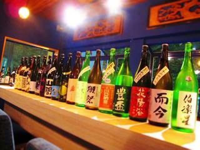 日本酒bar 旅籠~はたご~