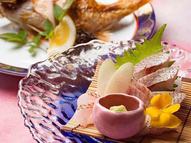 加贺美食大名茶屋