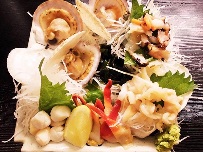 热海日本料理的和谐