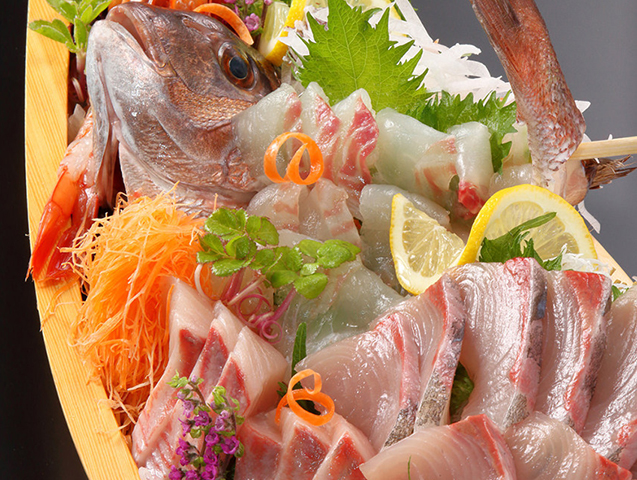 瀬戸内海鮮料理 白壁