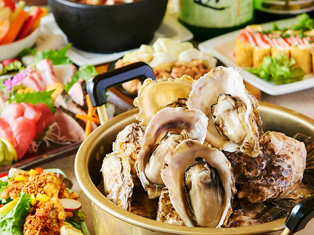 個室海鮮居酒屋 魚地心 ‐uochishin‐広島店