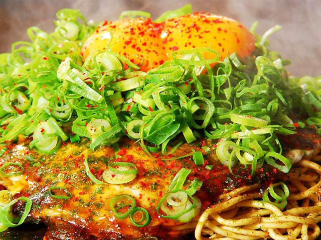 铁板烧Okonomiyaki Shuryu Yakken Hori总店