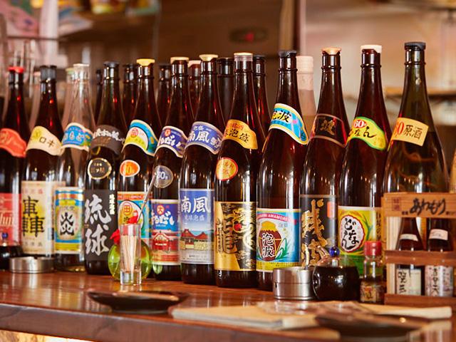冲绳食品泡盛隆香冲绳本店