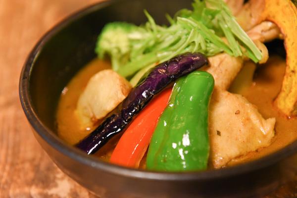 北海道 スープカレー