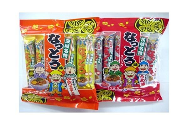 納豆スナック菓子