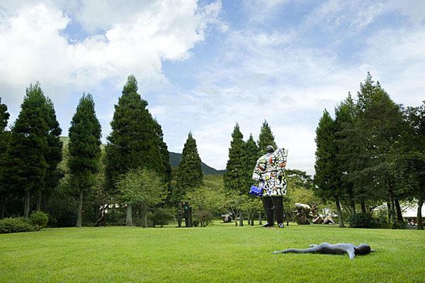 雕塑森林博物馆