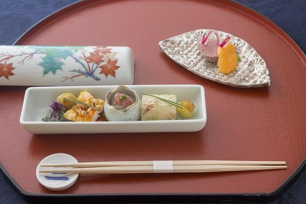 「魚三楼」の会席料理