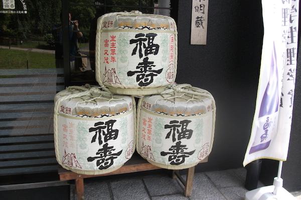 日本が誇る酒どころ神戸・灘の酒蔵
