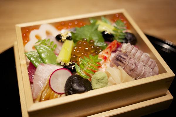 備前ばら寿司