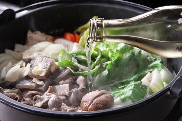 美酒鍋(びしゅなべ)