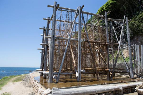 糸島で塩づくりを行う塩守を訪ねる