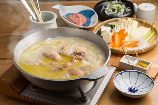 「水炊き」文化を伝承する「とり田」