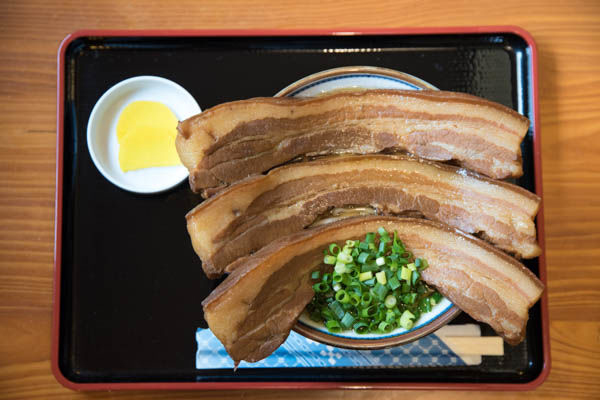 冲绳荞麦面