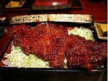 会津若松のソースカツ丼