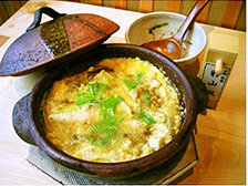 東京都の柳川鍋
