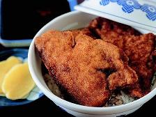 福井県のソースカツ丼