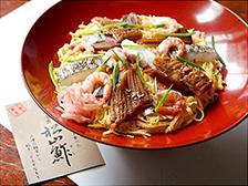 松山鮓(もぶり飯)