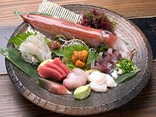 玄海灘の海鮮料理
