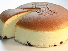 りくろーおじさんの焼きたてチーズケーキ