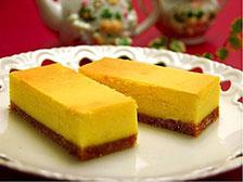 ゴールデンチーズケーキ